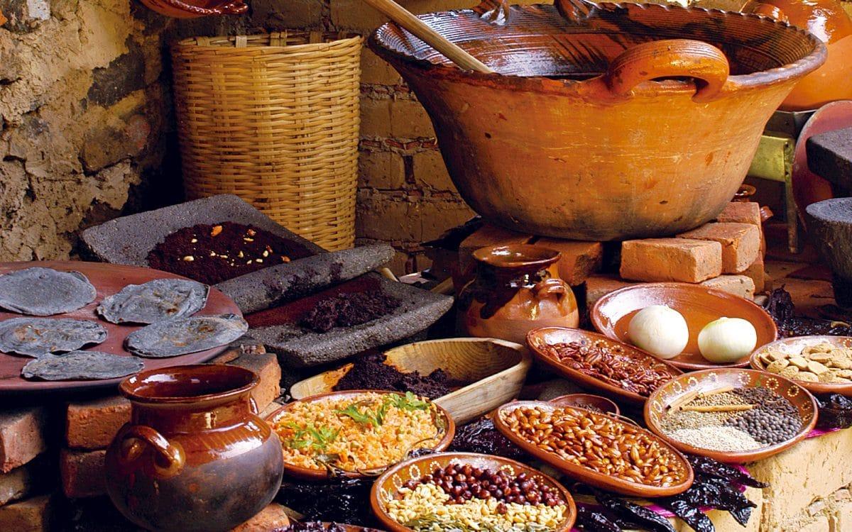 Gastronoma mexicana Qu es historia recetas y ms