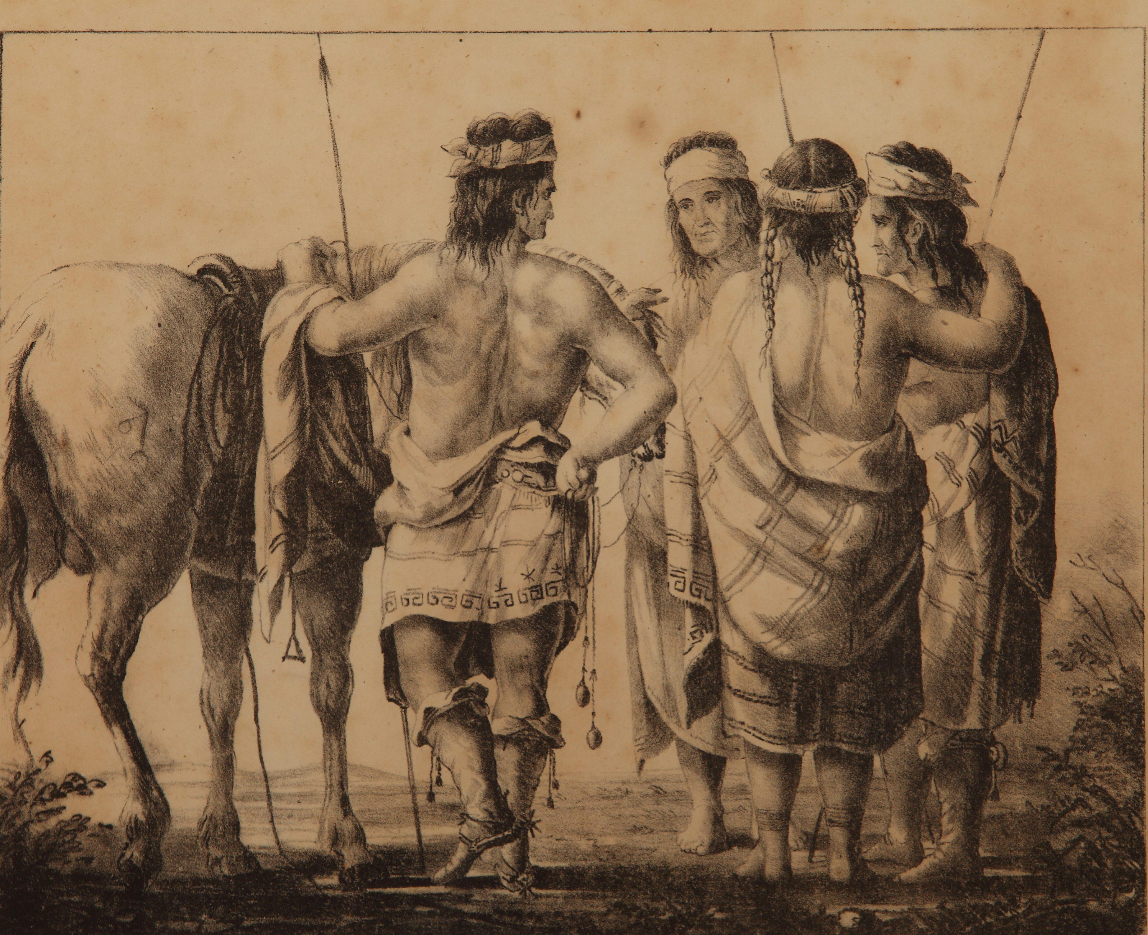 Indios Argentinos Historias Caracteristicas Nombres Y Mucho Mas