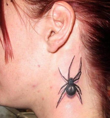 Tatuajes De Arañas Conoce Los Más Usados Y Su Significado