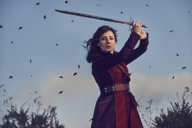 Orla Brady as Lydia- Into the Badlands _ Season 2, Gallery - Photo Credit: Carlos Serrao/AMC