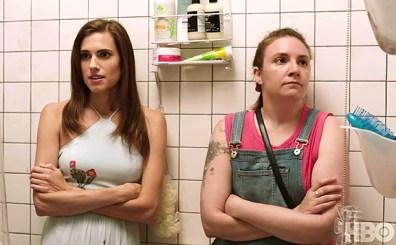 Group Meeting: Girls Season 6 Promo (HBO) CR: HBO