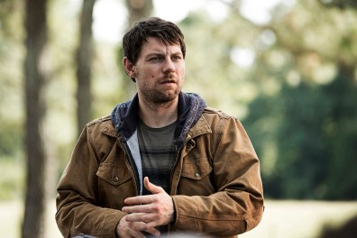 Outcast season 2.Patrick Fugit as Kyle Barnes