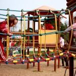 ¿Por qué no puedo llevar a mi hijo al parque?