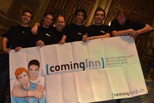 Das comingInn-Team