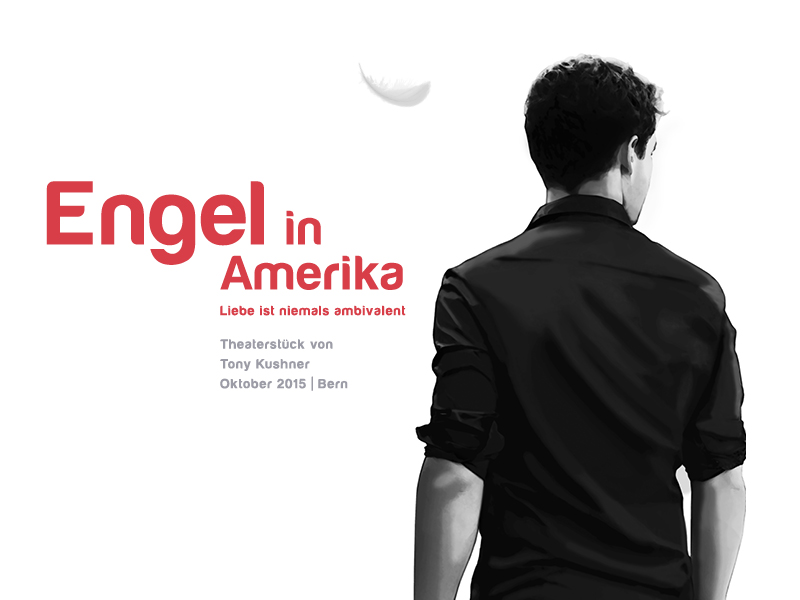 Theaterbesuch «Engel in Amerika»
