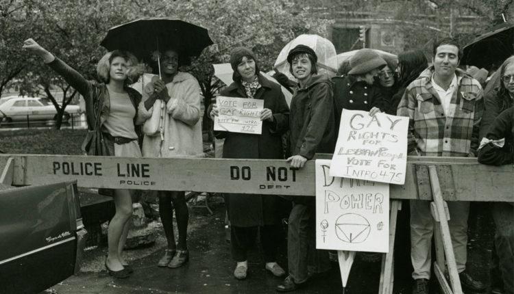 50 Jahre Stonewall mit Openair-Kino und Party im Progr