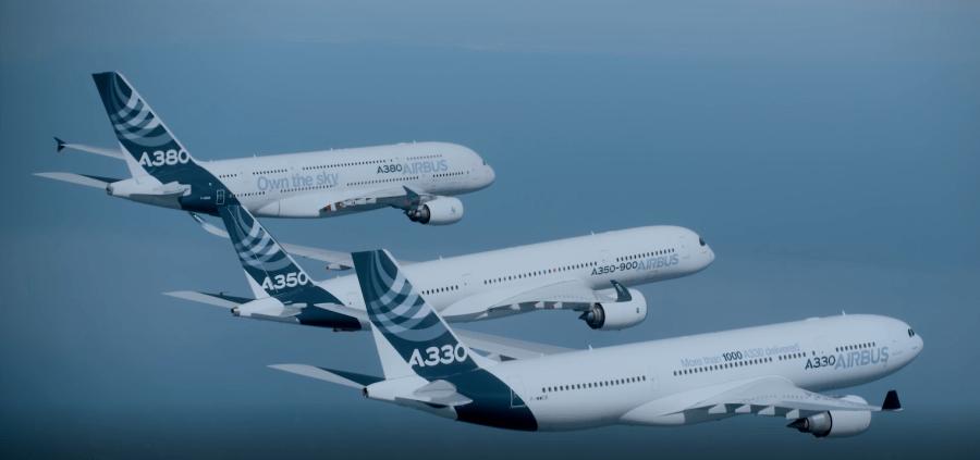 В ближайшие 20 лет Airbus планирует построить 20 000 самолетов.