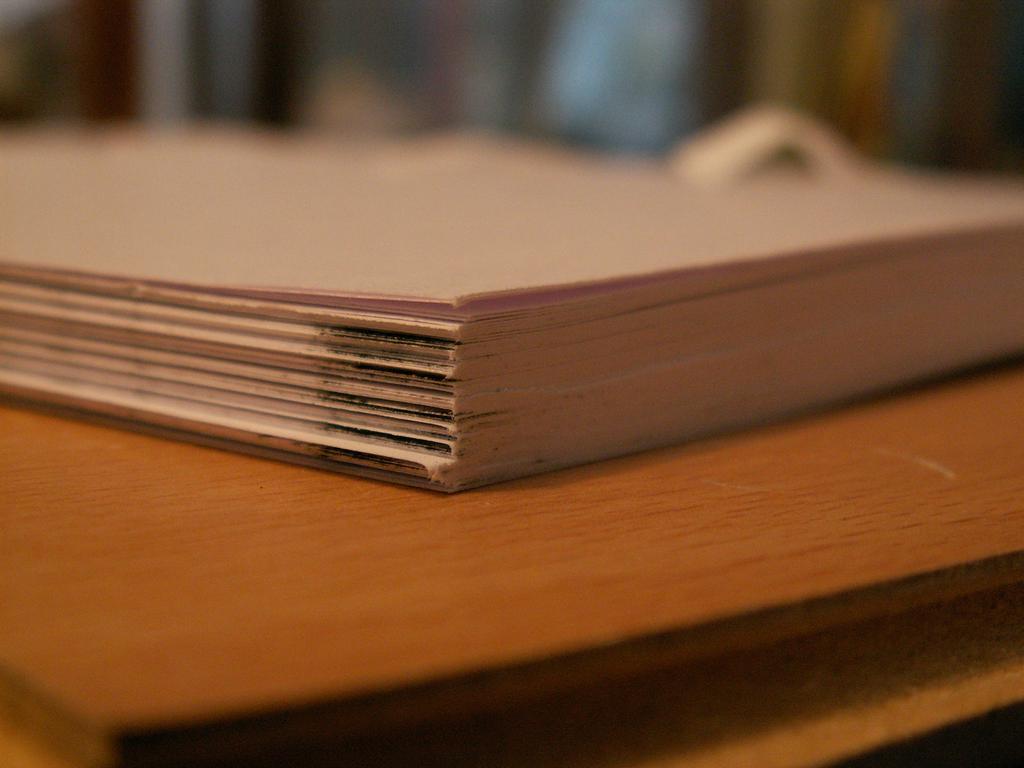 Bind egy könyvet a semmiből, Photo № 23