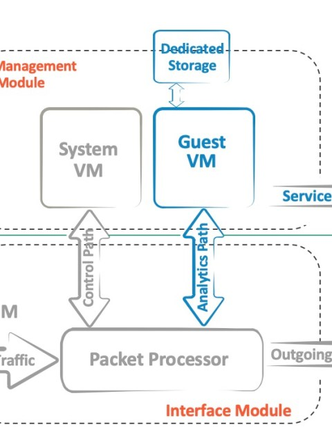 Extreme Networks switches with Insight architecture  Or why on the