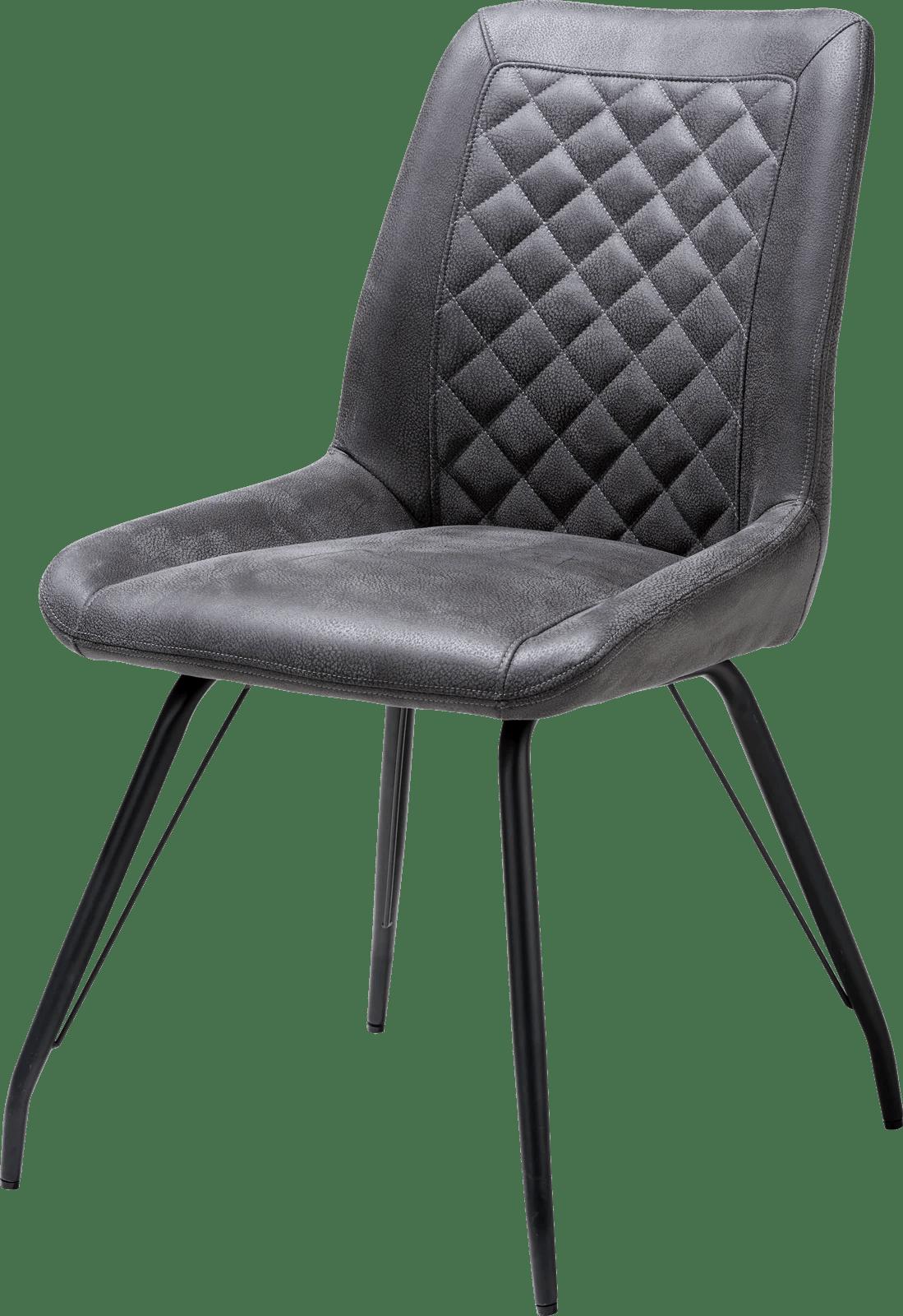 lena stuhl 4 schwarzen fuessen griff