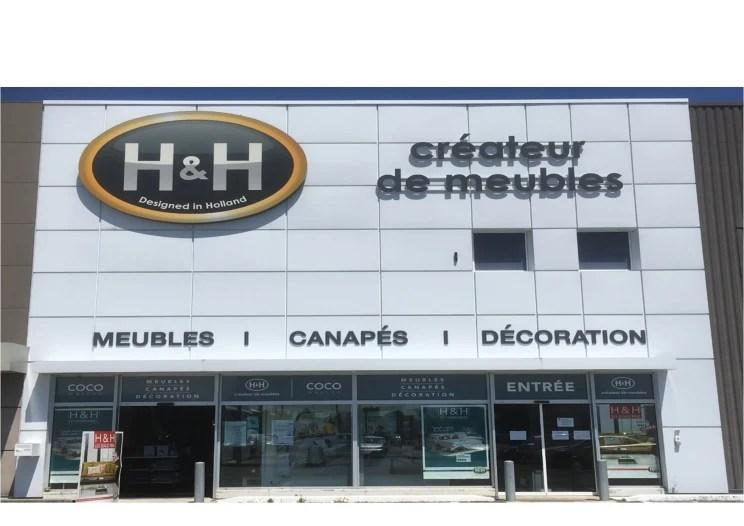 magasin de meubles h h biganos
