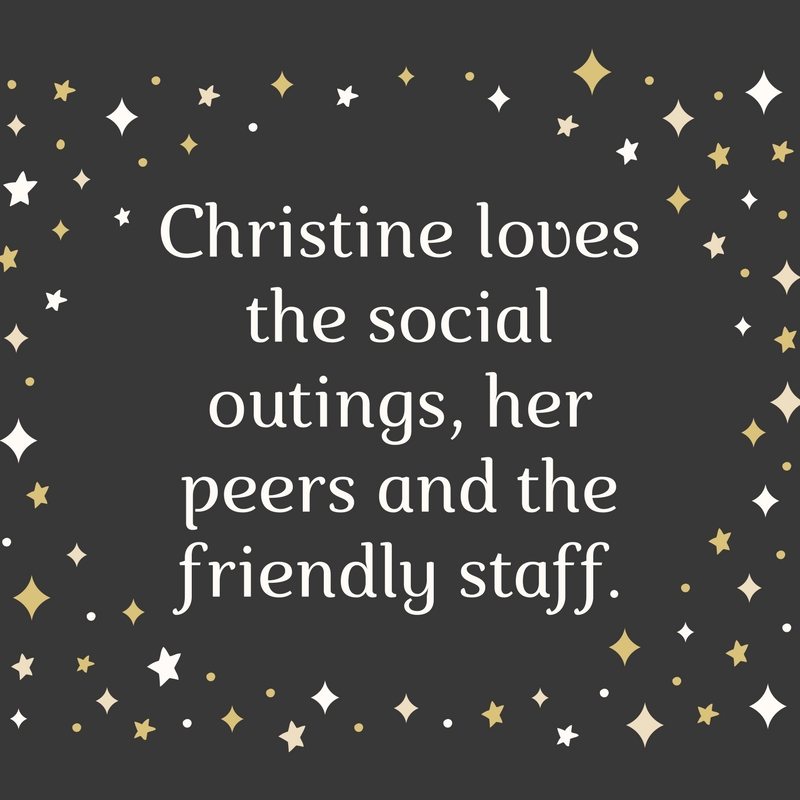 MCAC Christy Ray for Christine Giordano