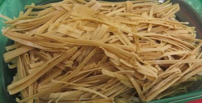 Room 1 Group made homemade pasta