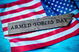 Care Packages – Armed Forces Week