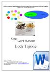 HACCP GMP/GHP Lody Tajskie