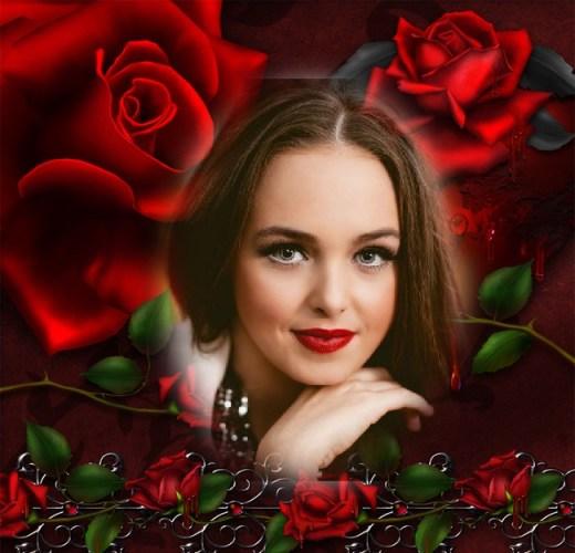 rosas dia mujer