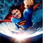 Divertido fotomontaje de Superman