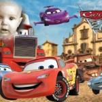 Hacer fotomontaje de Cars