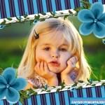 Hacer fotomontaje con flores gratis