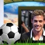 Fotomontaje de fútbol gratis