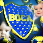 Fotomontaje de Boca Juniors