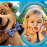 Fotomontaje infantil de Bubu