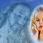 Fotomontaje junto a Jesús