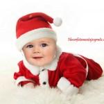 Fotomontaje de disfraz de Papa Noel