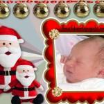 Fotomontaje con Papá Noel