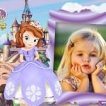 Fotomontaje de Princesa Sofía para crear gratis