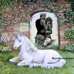 Fotomontaje de Unicornio