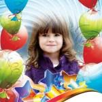 Fotomontaje gratis para Cumpleaños
