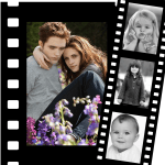 Fotomontaje para cuatro fotos