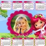 Fotomontaje de Calendario 2015 infantil