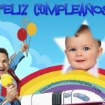 Fotomontaje de Feliz Cumpleaños con TOPA Disney Junior