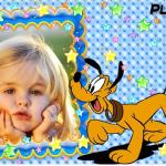 Fotomontaje de Pluto