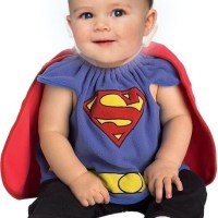 Fotomontaje infantil de Superman