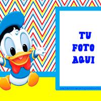 Fotomontajes de Pato Donald
