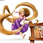 Fotomontaje de Rapunzel gratis