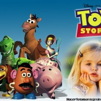 Nuevo fotomontaje de Toy Story