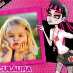 Fotomontaje de Draculaura Monster High