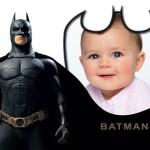 Fotomontaje de Batman gratis
