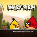 Nuevo fotomontaje de de Angry Birds