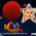 Fotomontaje de Pocoyó para crear gratis