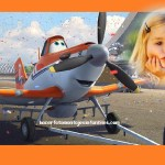 Fotomontaje de Dusty Aviones de Disney