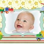 Fotomontaje para editar fotos de bebés