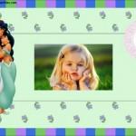Fotomontaje de Disney con Princesa Jasmín