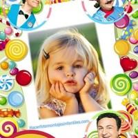 Fotomontaje de Junior Express con Topa, Arnoldo y Francis
