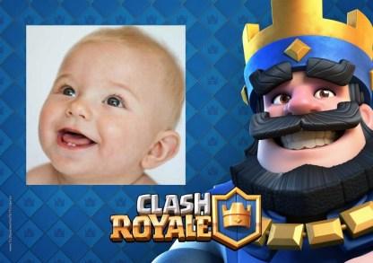 Fotomontajes de Clash Royale gratis
