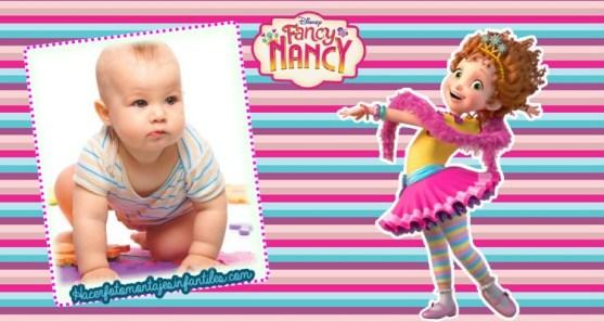 Fancy Nancy editar fotos